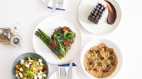 Dine for AED99 at Dubai Design District's first Restaurant Week